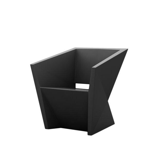 Faz Patio Dining Chair by Vondom