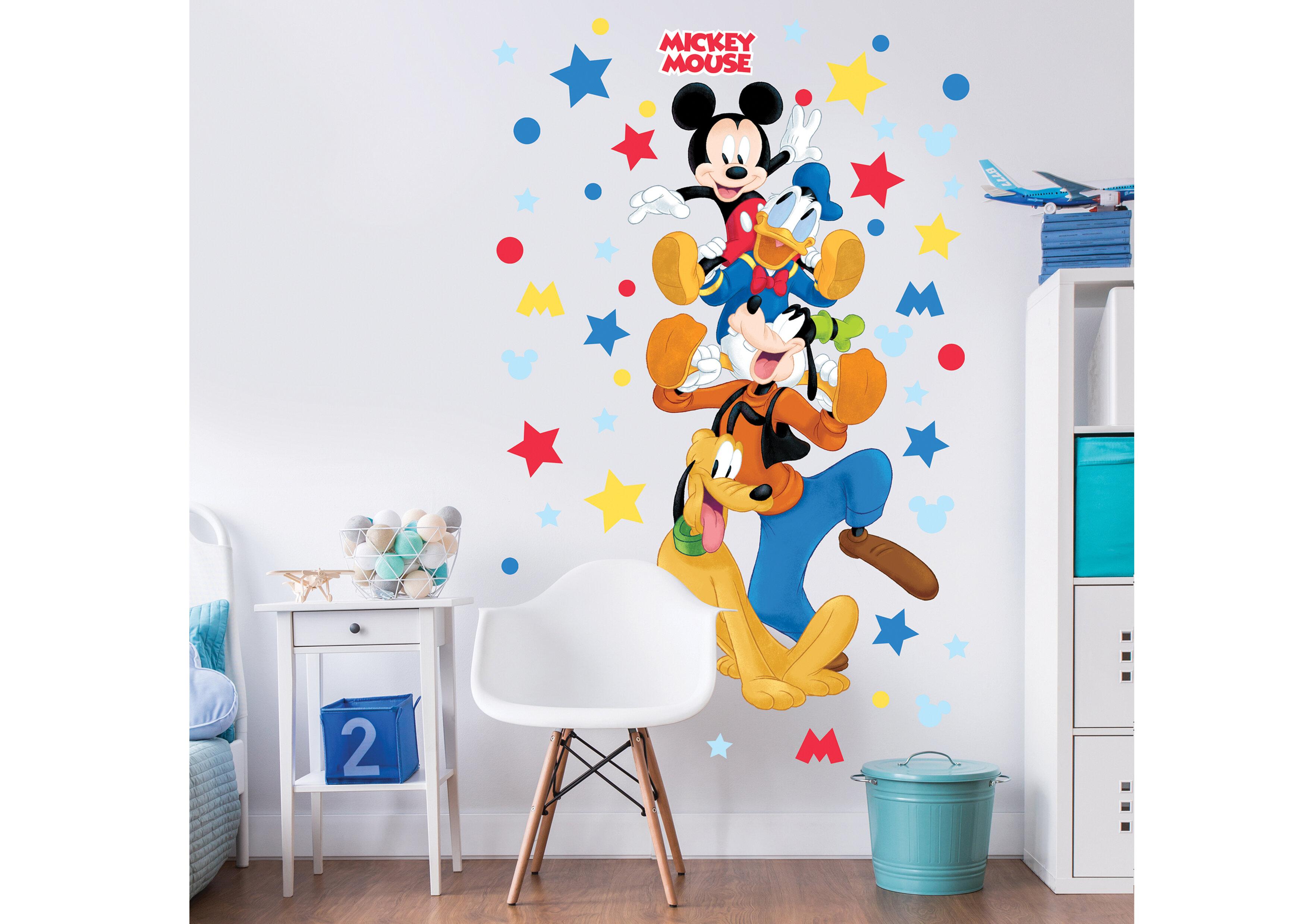 Wandtattoo Disney Mickey Maus