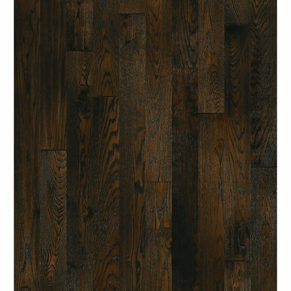 Inglewood Oak 5 Solid Oak Hardwood Flooring in Ackerman by Shaw Floors