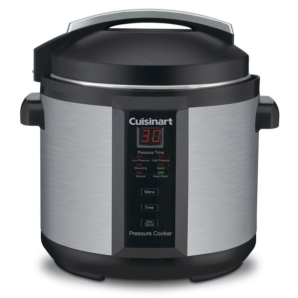 6 Qt. Electric Pressure Cooker by Cuisinart