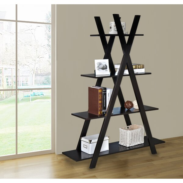 Etagere Bookcase by Jeco Inc.