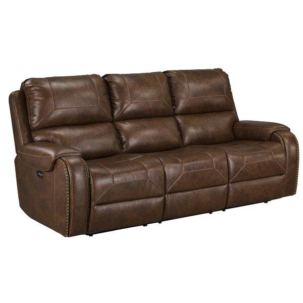 University Reclining Sofa by Loon Peak
