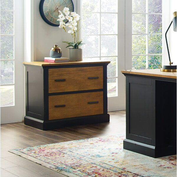 Euben 2-Drawer Lateral Filing Cabinet