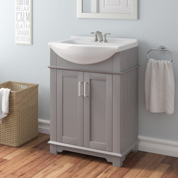 Itzhak 24 Single Bathroom Vanity Set by Willa Arlo