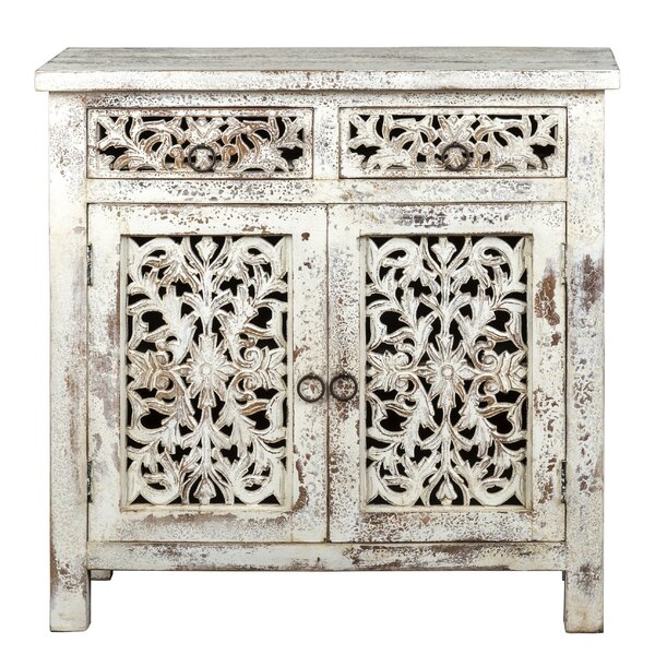 Elayna 2 Drawer Accent Cabinet by Mistana Mistana