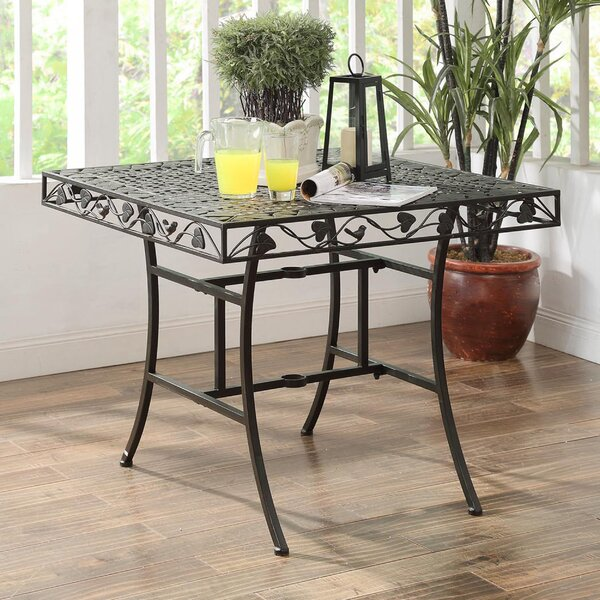 Pemberville Metal Dining Table