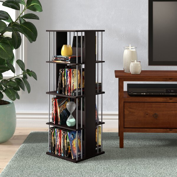 Up To 70% Off 216 CD Multimedia Revolving Tower