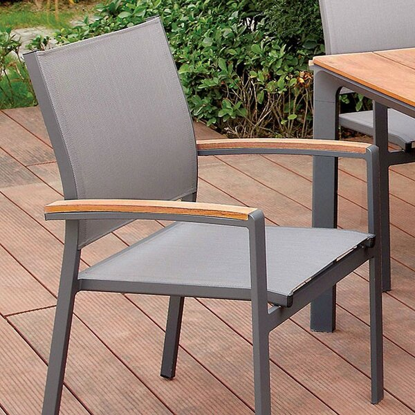 Jocelyn Patio Dining Chair by Foundry Select