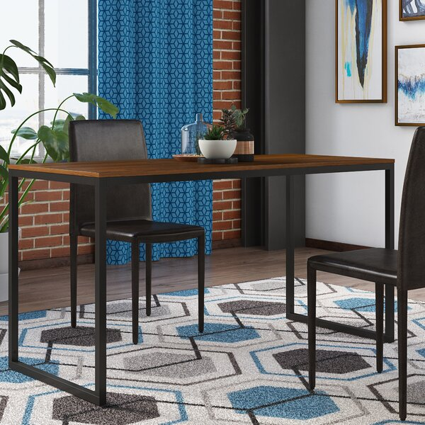 Therrien Rectangular Dining Table by Williston Forge