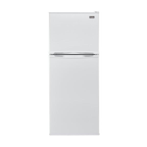 9.8 cu. ft. Top Freezer Refrigerator by Haier