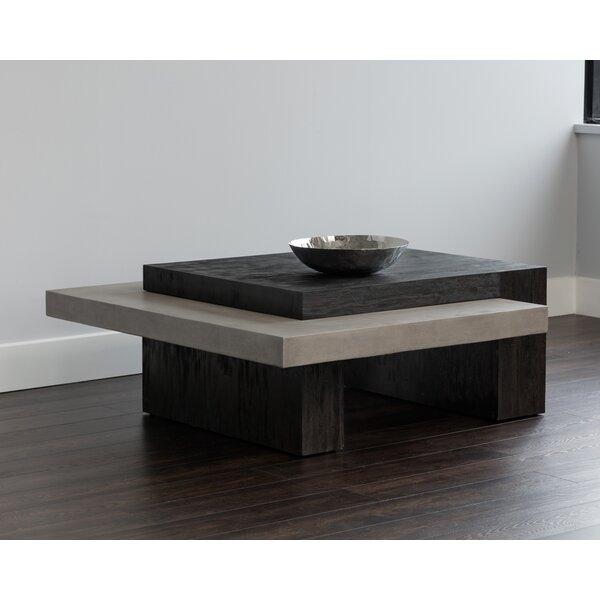 Zoron Coffee Table by Sunpan Modern Sunpan Modern