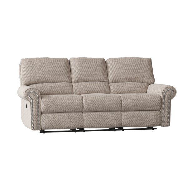 Cory Reclining Sofa by Wayfair Custom Upholstery��