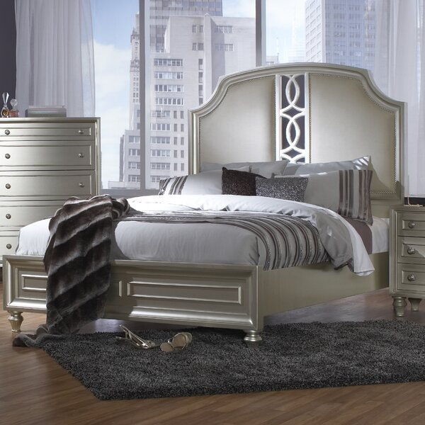 Anette Upholstered Standard Bed by Willa Arlo Interiors