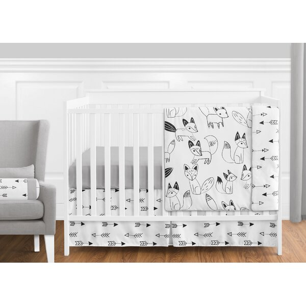 Fox 11 Piece Crib Bedding Set by Sweet Jojo Designs