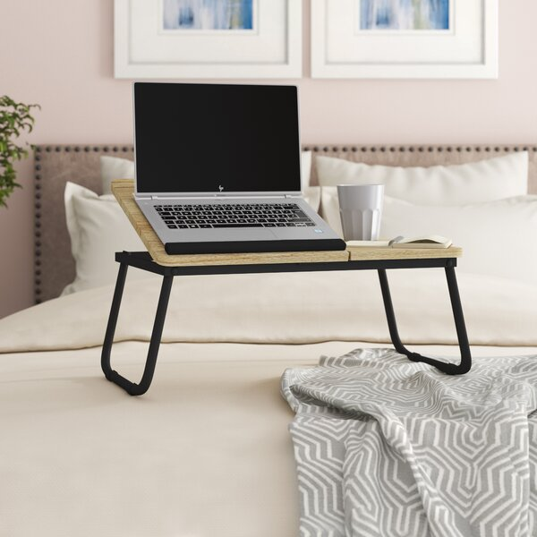 Cleveland Foldable Laptop Tray by Wrought Studio