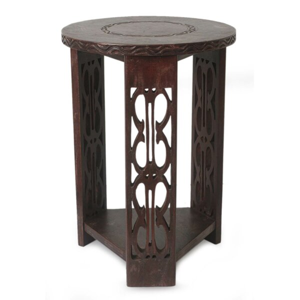 McHenry Endurance Wood End Table by Bloomsbury Market