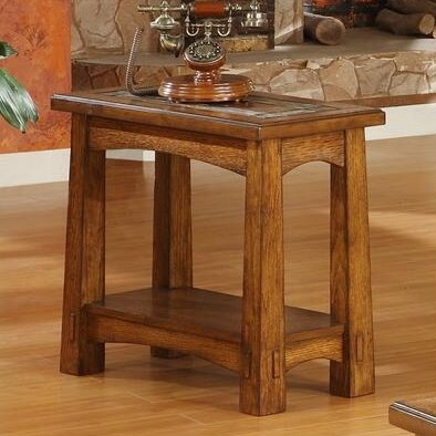 Hayesville End Table By Breakwater Bay