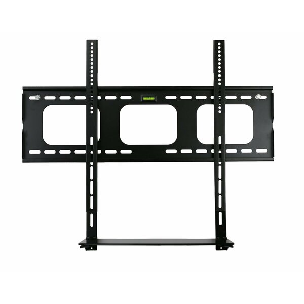 Low Profile Flat Panel TV and Glass Entertainment Center Combo Fixed Wall Mount 32 -60 LCD/Plasma/LED by Mount-it