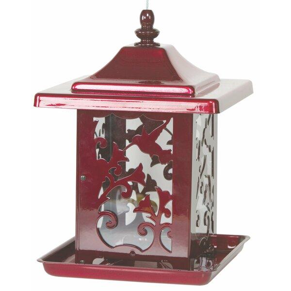 Seed Hopper Bird Feeder by Homestead/Gardner