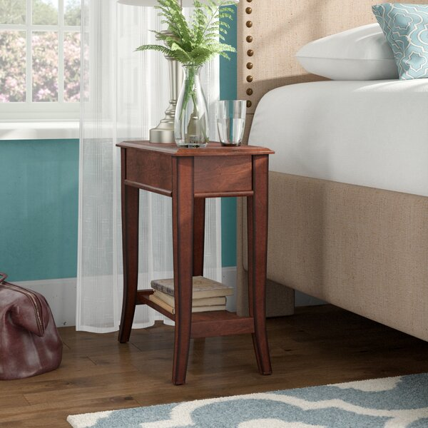 Samiyah End Table By Alcott Hill