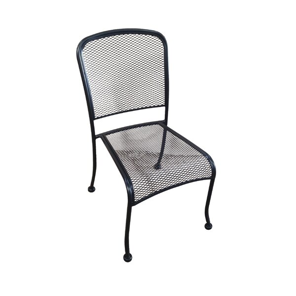Stacking Patio Dining Chair (Set of 4) by H&D Restaurant Supply, Inc.