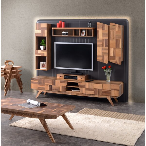 Clay Entertainment Center by Corrigan Studio