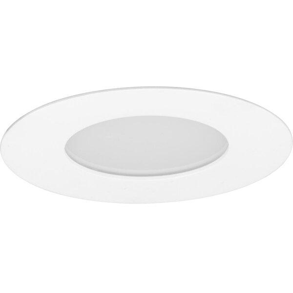 Edgelit 5 Shower Recessed Trim by Progress Lighting