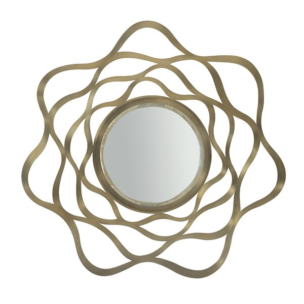 Profile Accent Mirror by Bernhardt