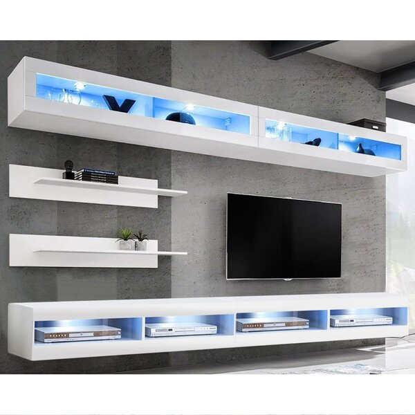 Lonergan Floating Entertainment Center For TVs Up To 70