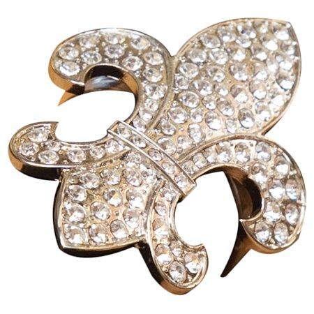 Fleur De Lis Napkin Ring (Set of 4) by Cypress Home