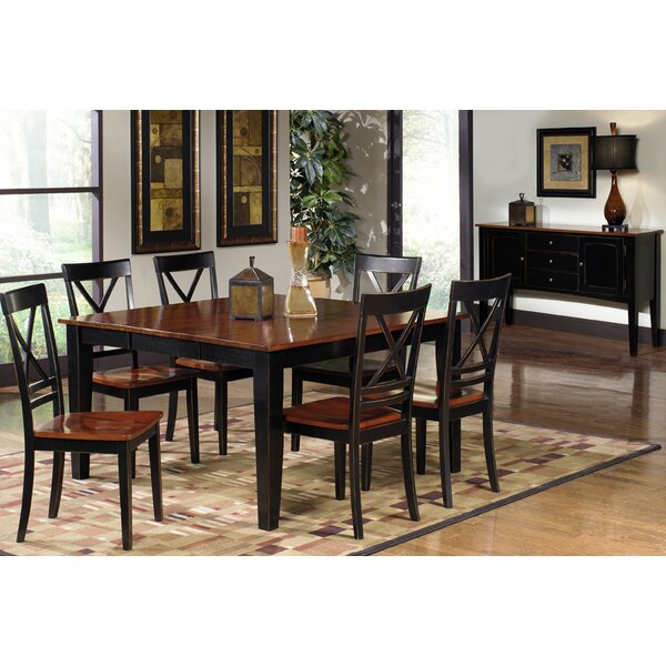 Picardy 7 Piece Dining Set by August Grove