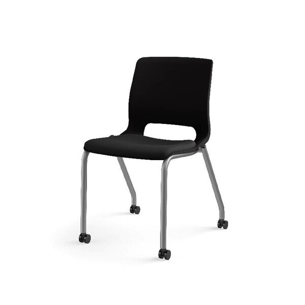 Motivate Armless Stacking Chair by HON