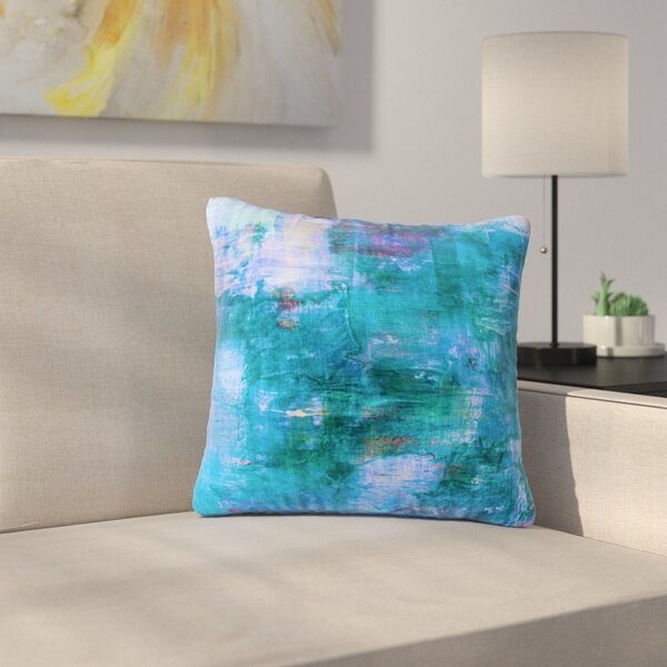 Ebi Emporium The Reef Outdoor Throw Pillow by East Urban Home
