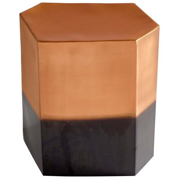 Block End Table by Cyan Design Cyan Design
