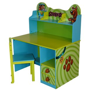 Reviews Scooby-Doo 37 W Writing Desk By O'Kids Inc.
