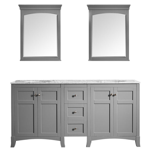 new product 5d27c 9fe2c Find the Perfect Double Vanities   Wayfair