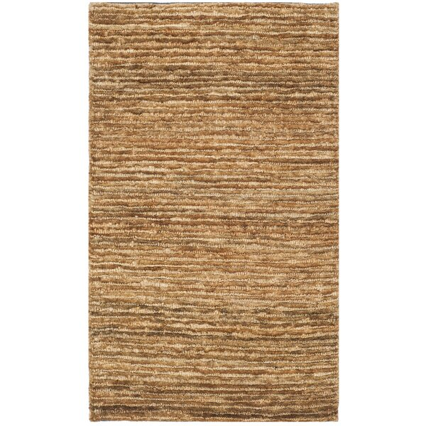Elaine Natural Area Rug by Bloomsbury Market