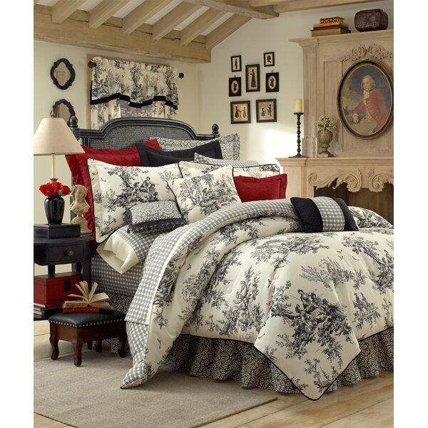 Bouvier Single Reversible Comforter by Adamstown At Home