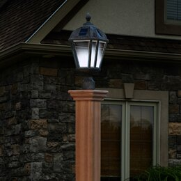 Outdoor lighting youll love outdoor lanterns post lights aloadofball Gallery