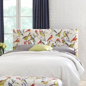 Selma Upholstered Panel Headboard by Darby Home Co