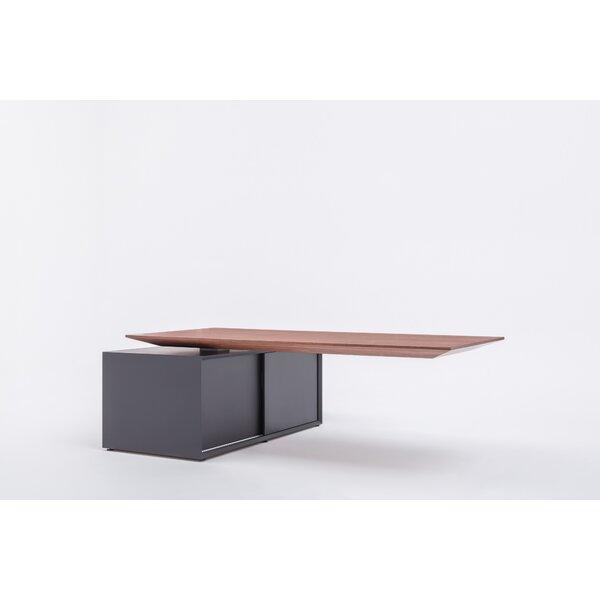 Maryanna L-Shape Executive Desk