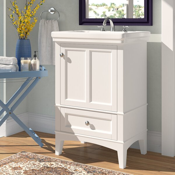 Landreneau 24 Single Bathroom Vanity Set by Charlton Home