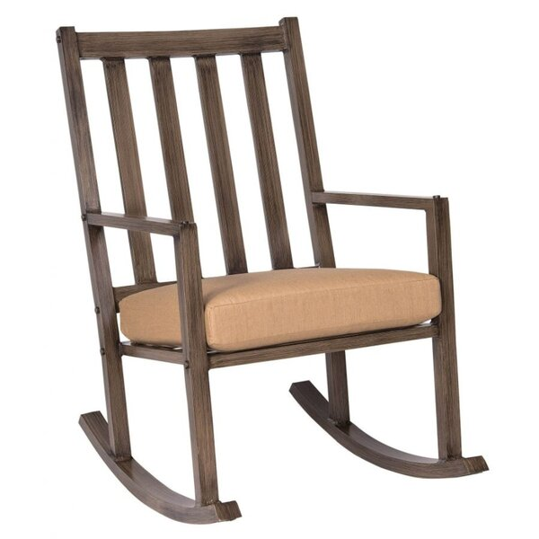 Woodlands Large Rocking Chair by Woodard