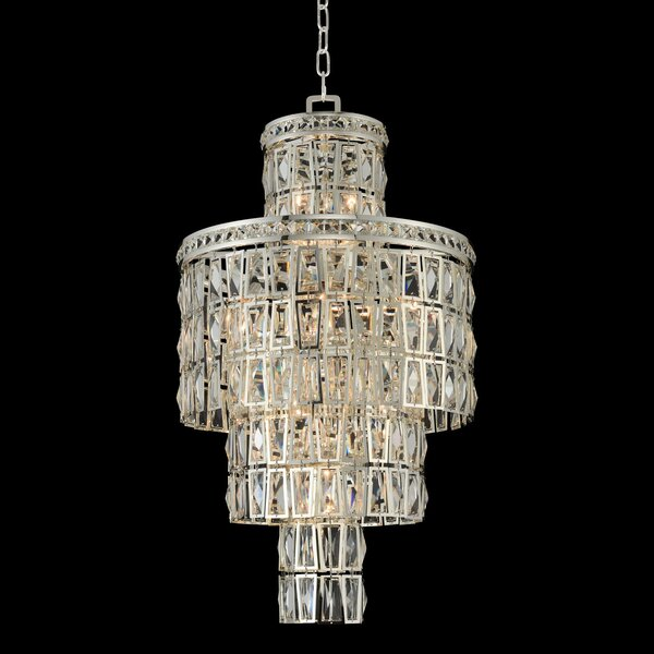 Behr 13 - Light Unique / Statement Tiered Chandelier by Rosdorf Park Rosdorf Park