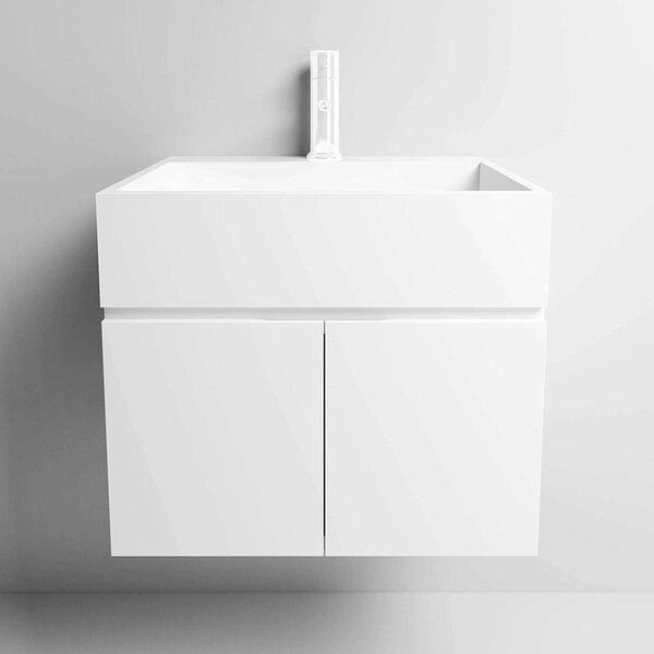 Atwater 24 Wall-Mounted Single Bathroom Vanity Set