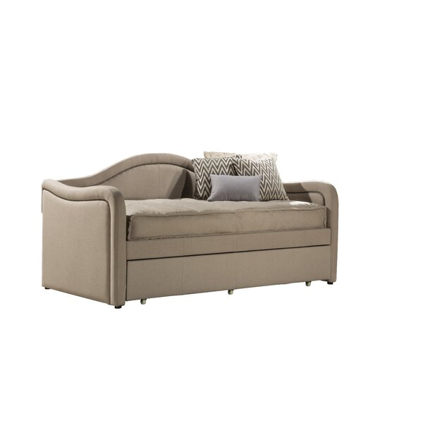Finchley Daybed with Trundle by Darby Home Co