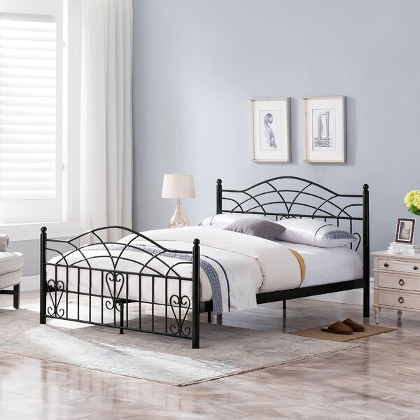 Westley Standard Bed by Charlton Home