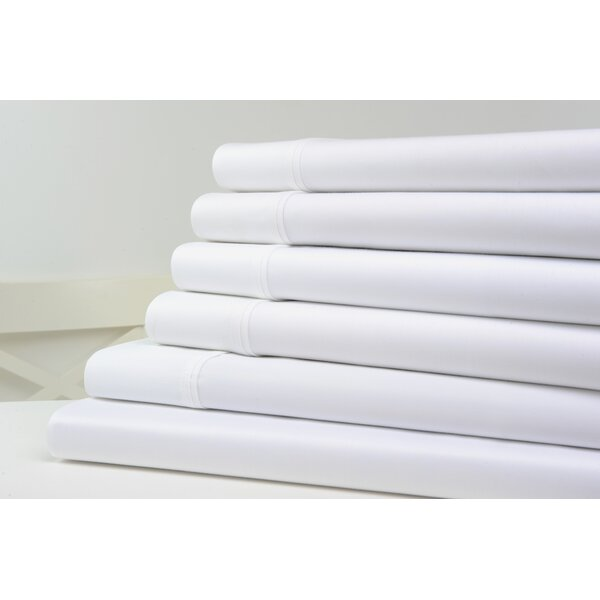 Kathy Ireland Home 1200 Thread Count Sheet Set U0026 Reviews | Wayfair