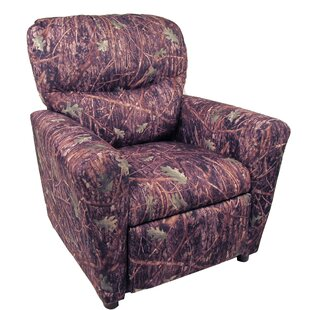 Shop For Chisolm Kids Cotton Recliner ByZoomie Kids