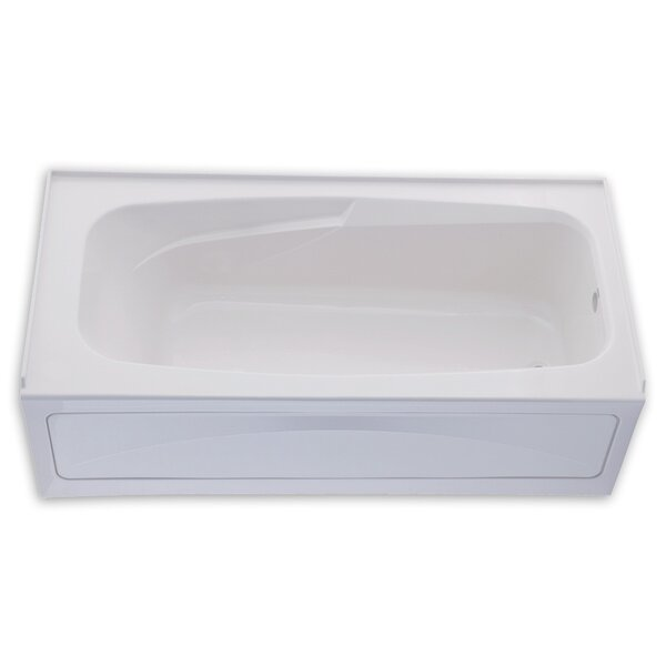 Colony 66 x 32 Soaking Bathtub with Integral Apron by American Standard